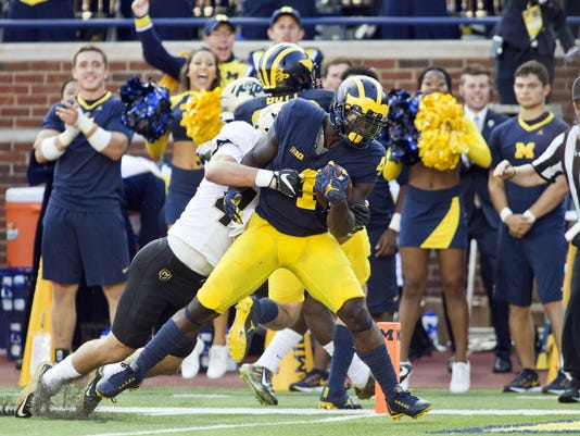 De'Veon Smith, Christian Shaver