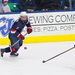 NHL Draft:  Victor's 5-foot-7 Jake Tortora had big-time role models in Brian Gionta, Johnny Gaudreau