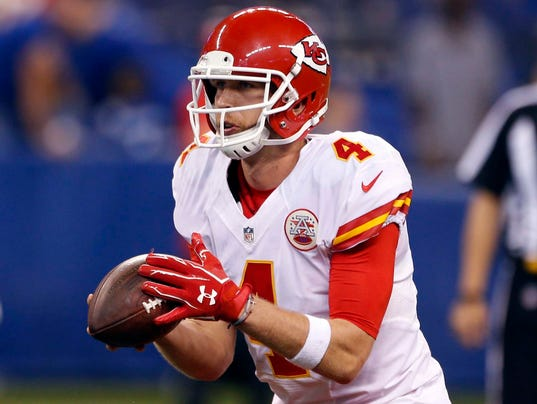 USP NFL: KANSAS CITY CHIEFS AT INDIANAPOLIS COLTS S FBN USA IN