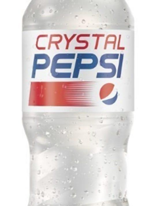 how to make crystal pepsi