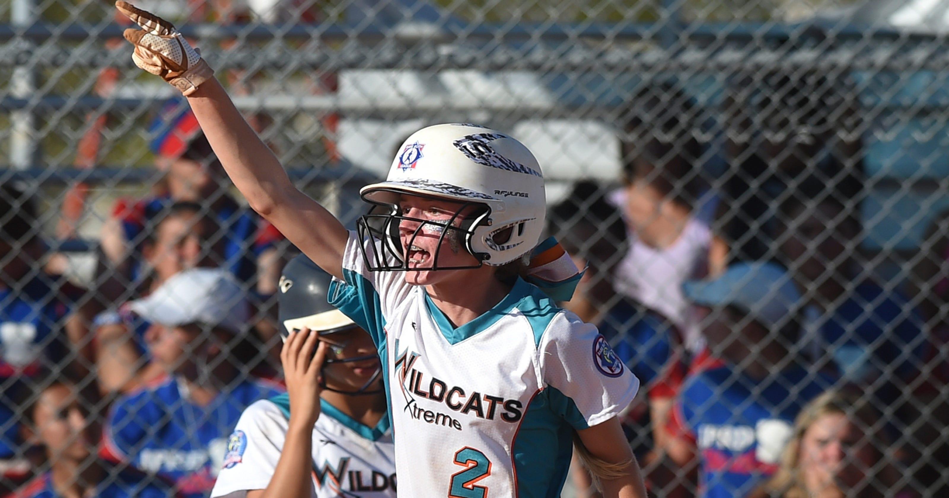 Jensen Beach Wildcats softball team wins Babe Ruth World Series