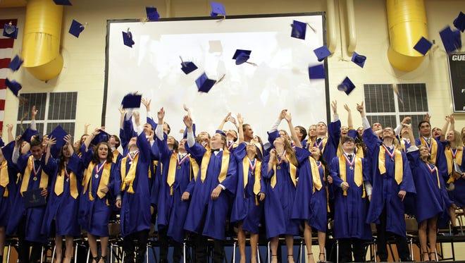 Merrol Hyde Magnet School was named a National Blue Ribbon School for 2018.