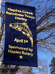 The 59th annual Naples Trout Derby was canceled due to coronavirus, but the village still anticipates plenty of anglers on Opening Day April 1.