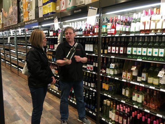State's first Total Wine & More prepares to open