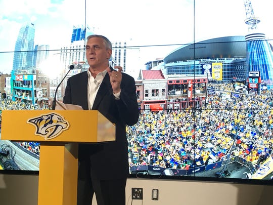 CEO Butch Spyridon, who has been with the Nashville Convention & Visitors Corp. for 27 years, made $792,000 in 2017.