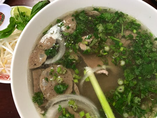 Saigon Sandwiches in Fort Myers also serves pho.