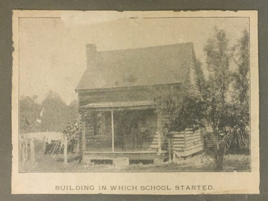 The People's Village School founded by Georgia Washington