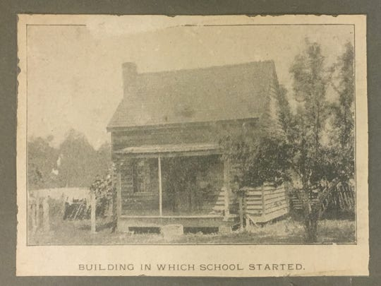 The People's Village School founded by Georgia Washington started with four young boys. Today, Georgia Washington Middle School educates more than 600 students.