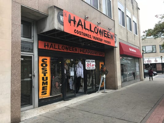 Halloween Headquarters discrimination