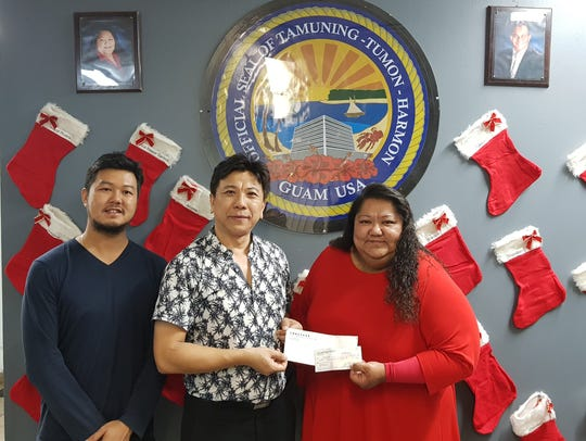 Thank you to the United Chinese Association of Guam