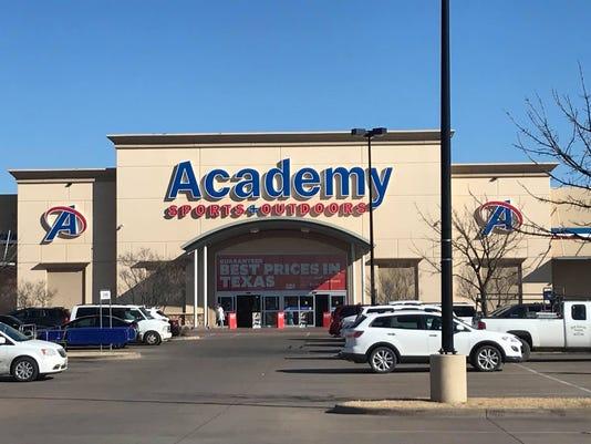 Holliday man sues local Academy