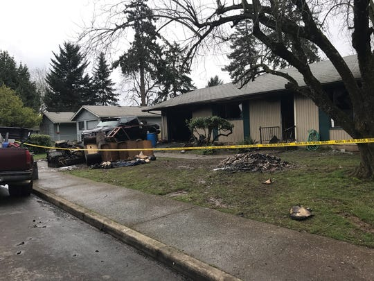 Salem Police are investigating a fire that occurred at 3555 Williams Avenue NE, Salem around 3 a.m. on Saturday, Feb. 3.