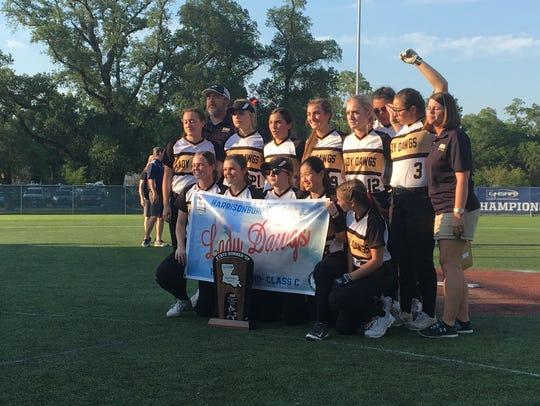 Harrisonburg is the 2018 Class C runner-up in softball.