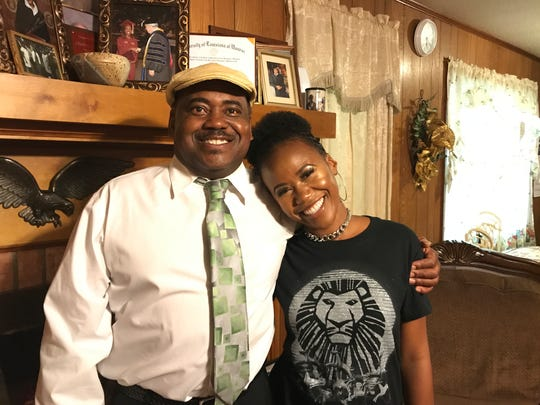 Charles Tyson's oldest daughter, Charleszette Tyson, nominated him for the 2018's Haggar Hall of Fame Dad contest, and he won for the state of Louisiana.