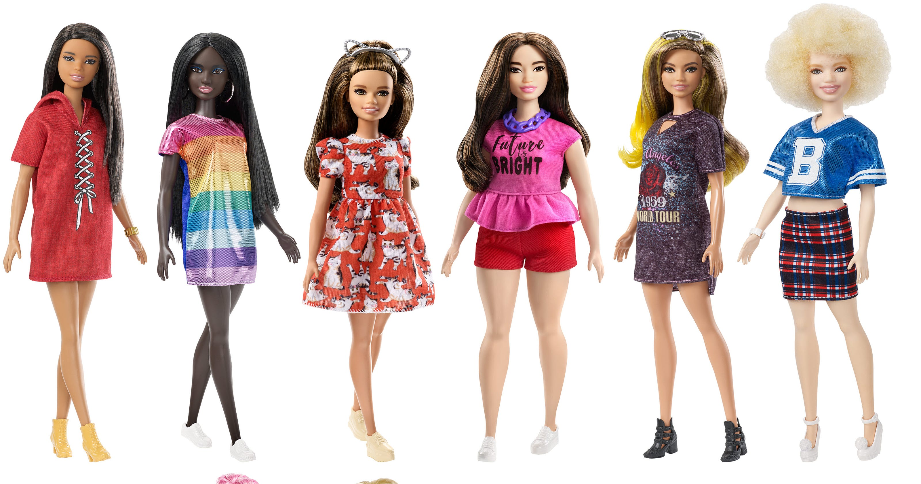 barbie in 2018 and beyond how the doll is getting more inclusive