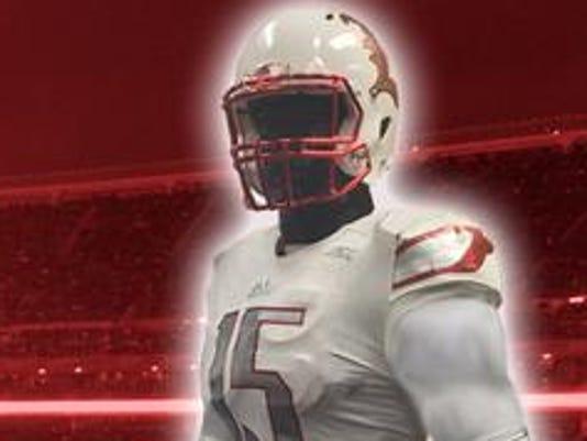 Louisville uniforms FSU game