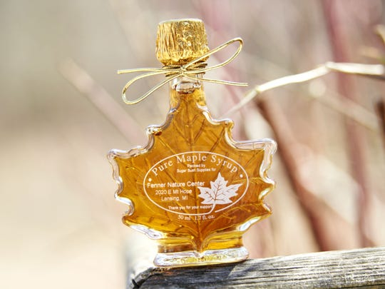 Fenner Nature Center's annual Maple Syrup Festival