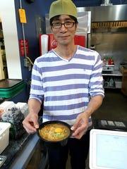 The Bowl 'n' Roll Korean fusion menu includes the Ramyun dish.