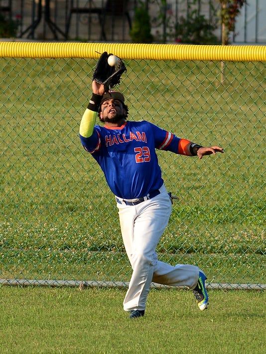 Hellam vs East Prospect Susquehanna League baseball
