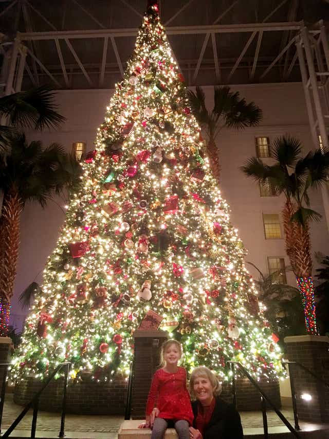 Opryland Christmas.Gaylord Opryland Christmas 2017 7 Free Things To Do