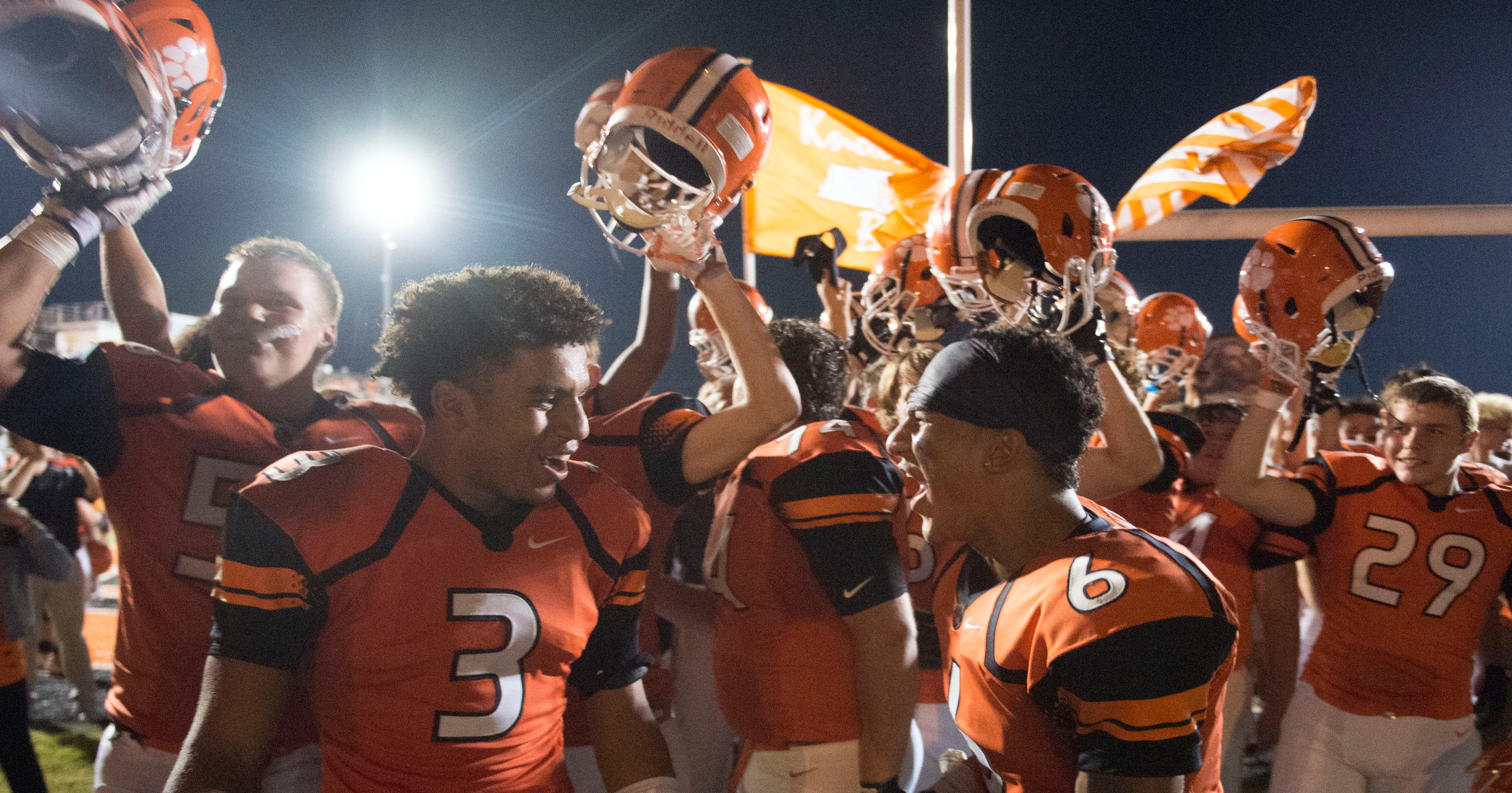 High school football: Powell names Matt Lowe of King's ...