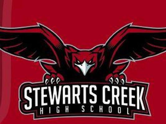 Stewarts Creek_Red Hawks_logo