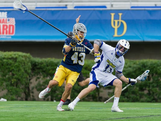 UD vs Drexel Men's Lacrosse