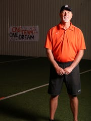 Jason Herring,  Refugio football coach and athletic