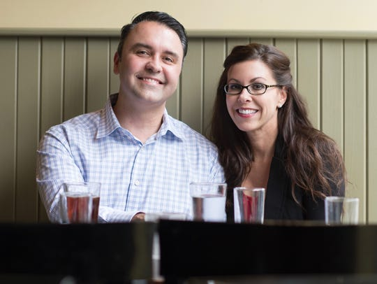 Jesson and Cristina Gil, the new owners of Early Girl