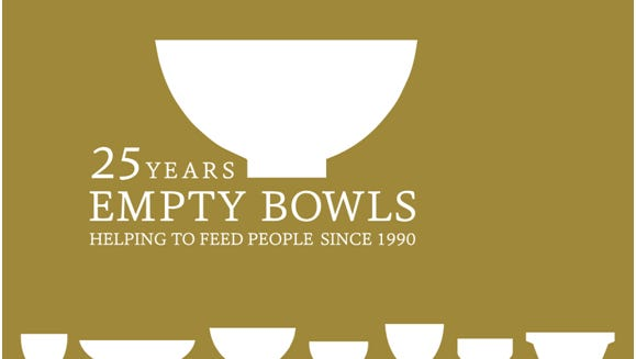 Marlton Middle School hosted an Empty Bowls fundraiser.
