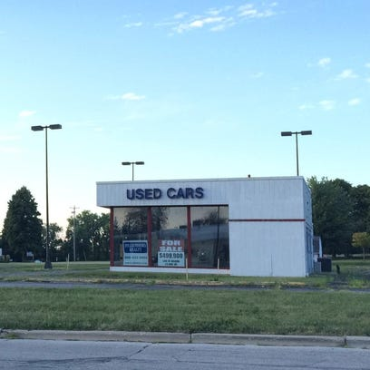 Krist Oil Co., of Iron River, Mich., has requested approval to redevelop the former used car lot at Riverside Drive and St. Joseph Street into a convenience store.
