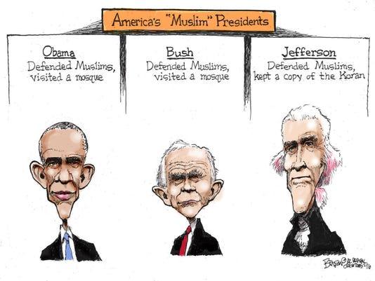 America's Muslim presidents
