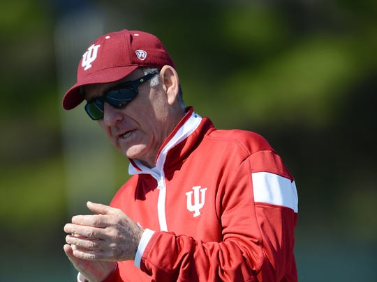 """Indiana AD Fred Glass: """"Lin Loring has enjoyed one of the most exemplary careers in the storied history of IU athletics."""""""