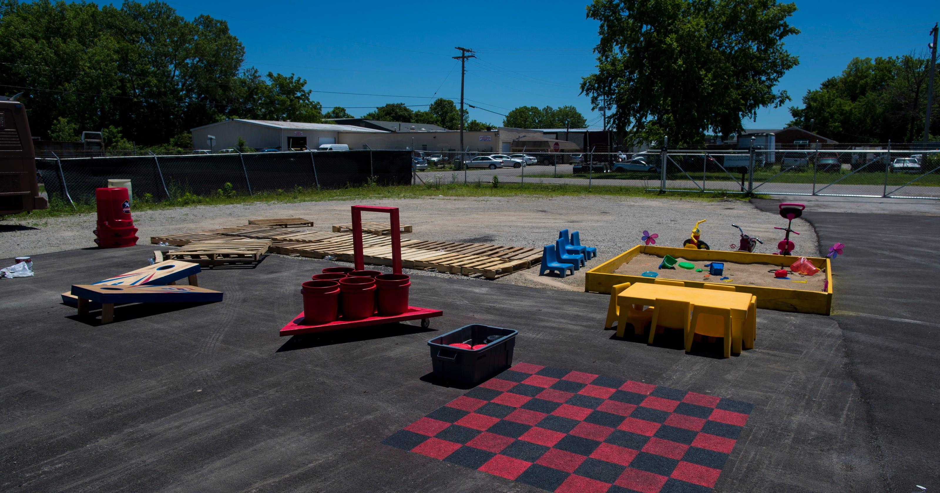 New Louisville food truck park wants to elevate street food