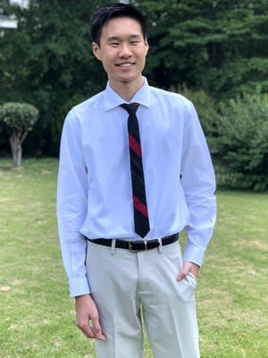 Ethan Nguyen-Tu, from John S. Davidson Fine Arts Magnet School, is among 20 outstanding students in the Class of 2020 who have been selected for The Augusta Chronicle's 18th annual Best & Brightest Awards.
