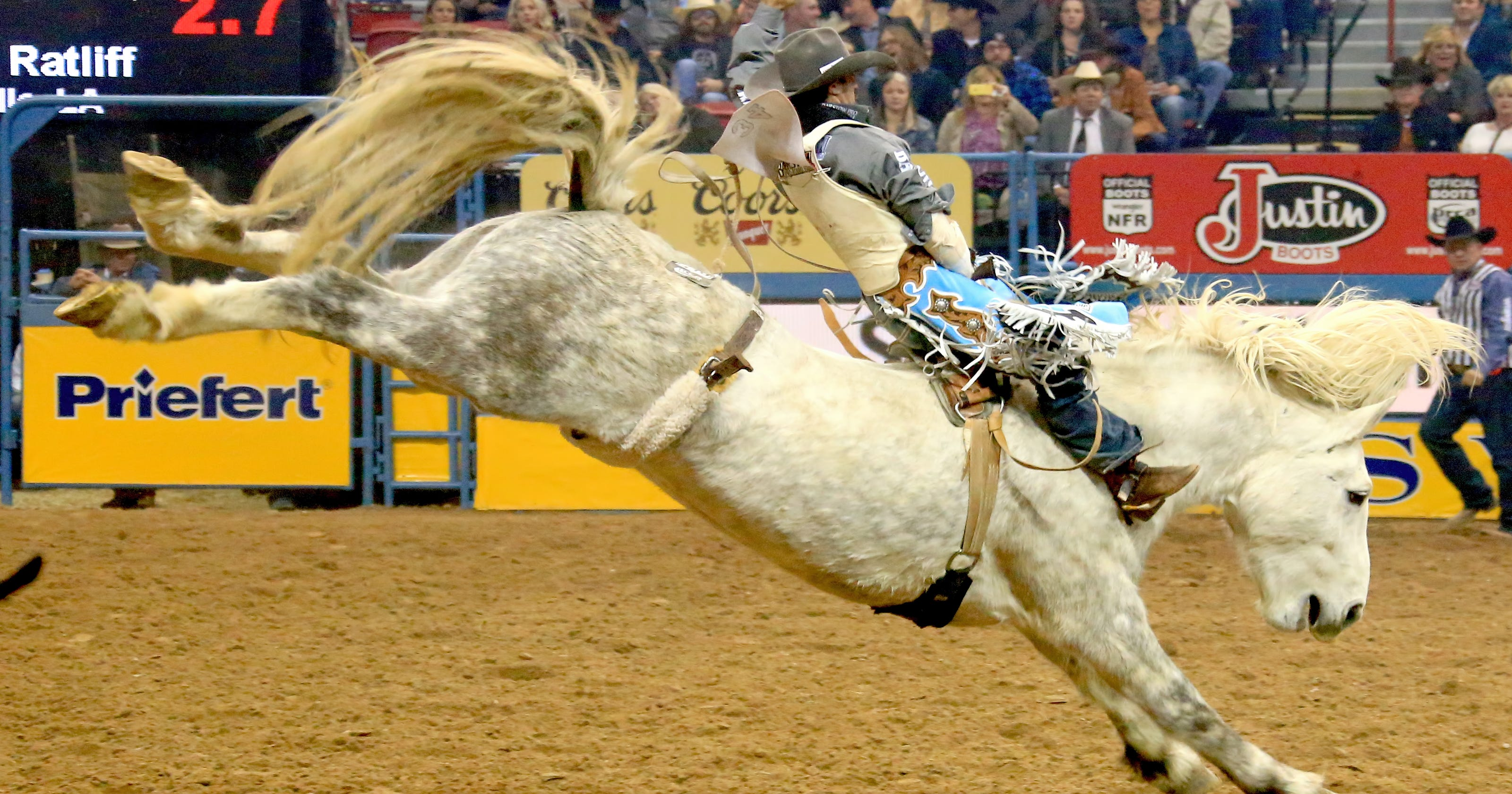 Nfr Calendar.Montana Bucking Horse Bound For National Finals Rodeo
