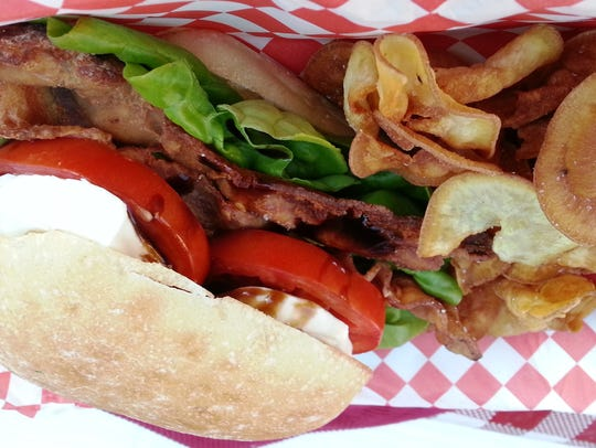 Local Lunchbox | Serves: Healthful food. Menu sample: