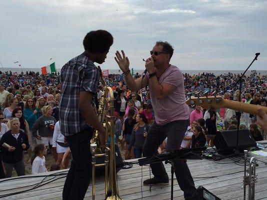 Sandy Hook concerts