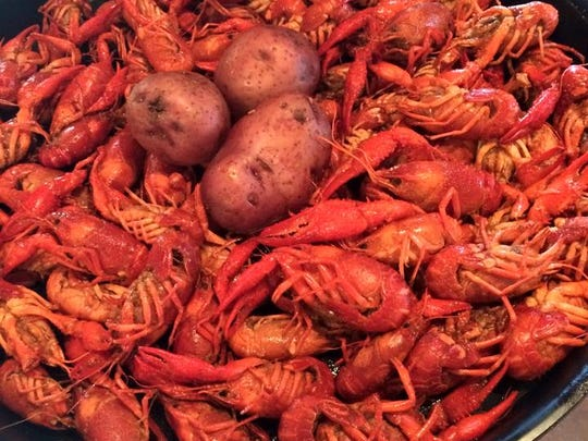 As cold snaps fade away, crawfish season just gets better.