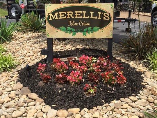 Merelli's Italian Cuisine, at 4884 Chambliss Ave.