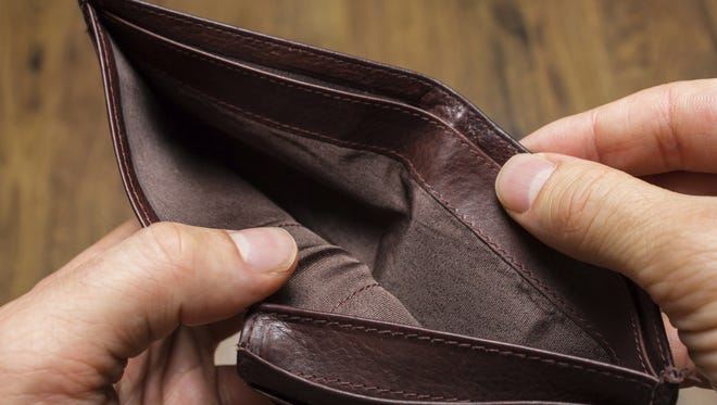 Some people are paying high fees for overdrafts on their debit cards.