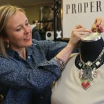 Kiley Stenberg, manager of Proper, said her shop will stay in Badower's on Ingersoll Avenue in Des Moines.