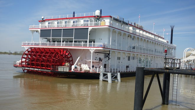 The American Duchess is the American Steamboat Company's newest riverboat.