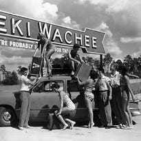 Weeki Wachee: Recalling the city of mermaids