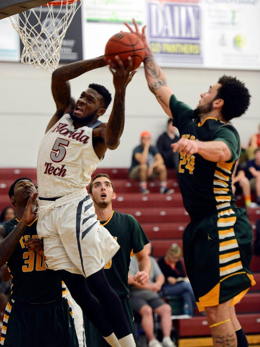 College Basketball: Florida Tech Winter Classic--Arkansas Tech at Florida Tech