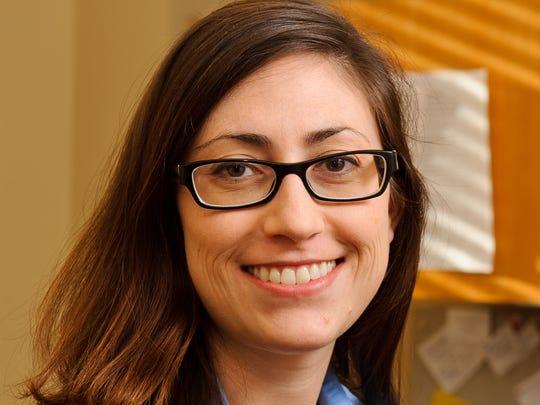 Emily Leary, PhD, University of Missouri School of Medicine researcher.