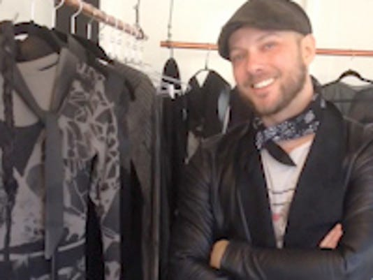 Project Runway's Michael Drummond previews collection