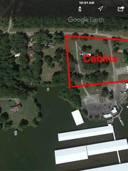 New rental cabins are proposed to become part of the Cedar Creek Marina in Mt. Juliet.