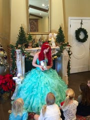 This December, Coup Des Tartes will host two Princess Holiday Teas, one Dec. 3 another Dec. 17.