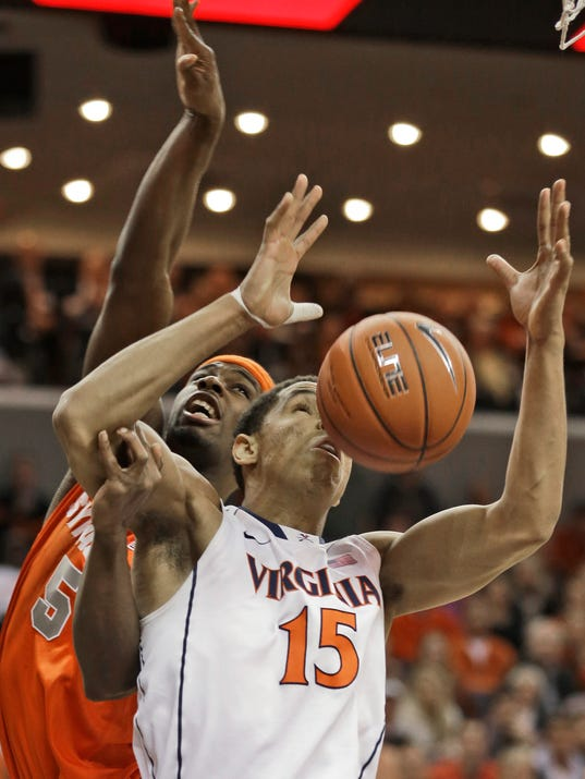 Syracuse Virginia Basketball